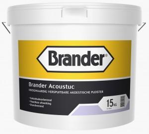 Brander acoustuc 15kg
