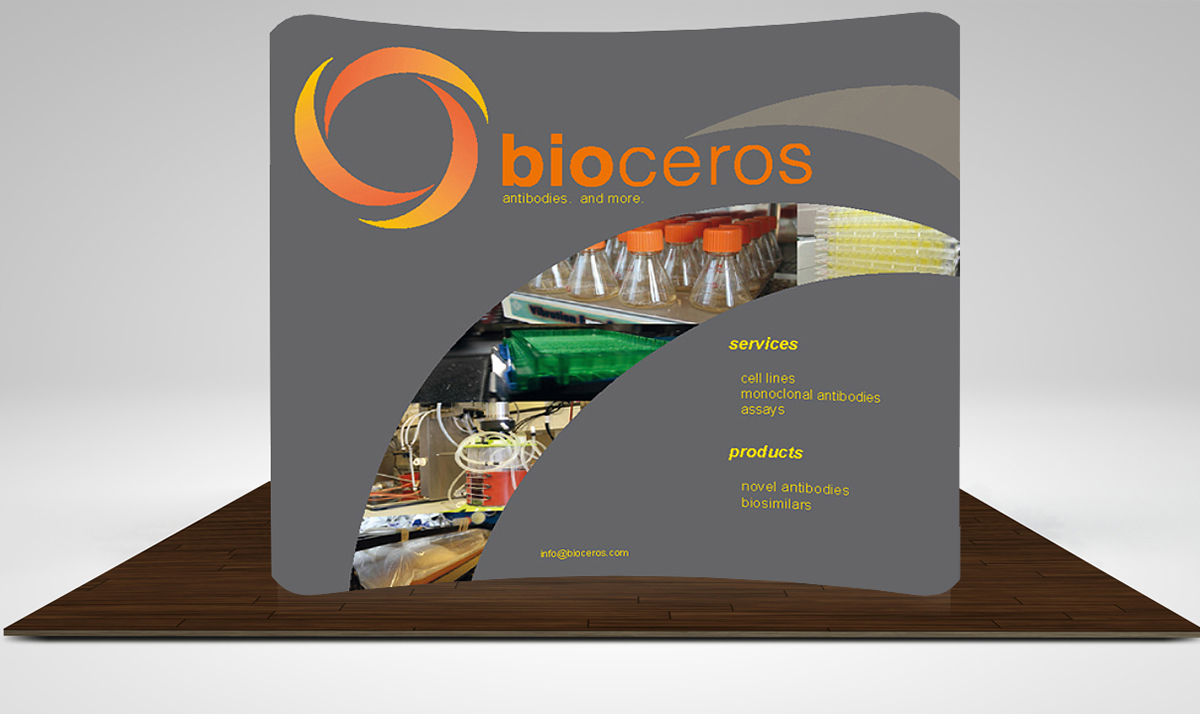 Bioceros backdrop