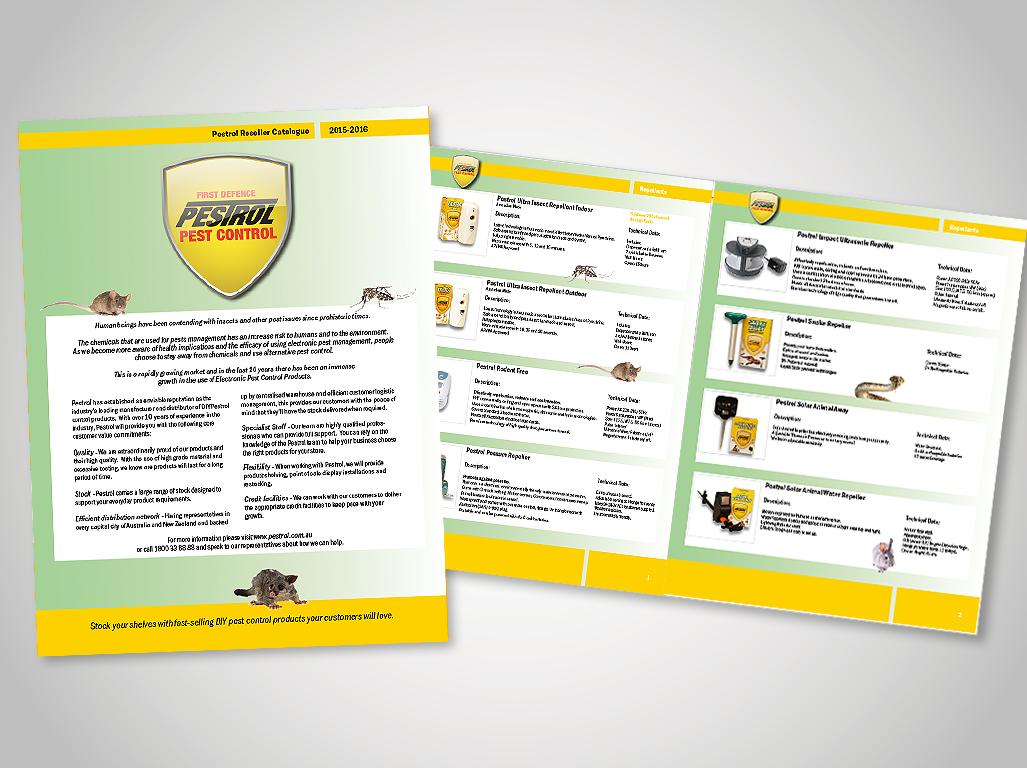 Catalog Pestrol