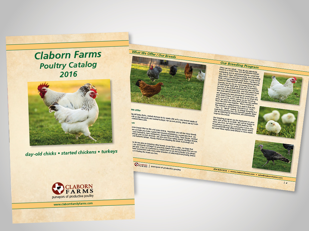 Catalog Claborn