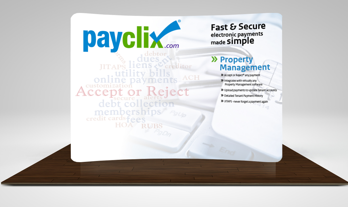 Payclix backdrop