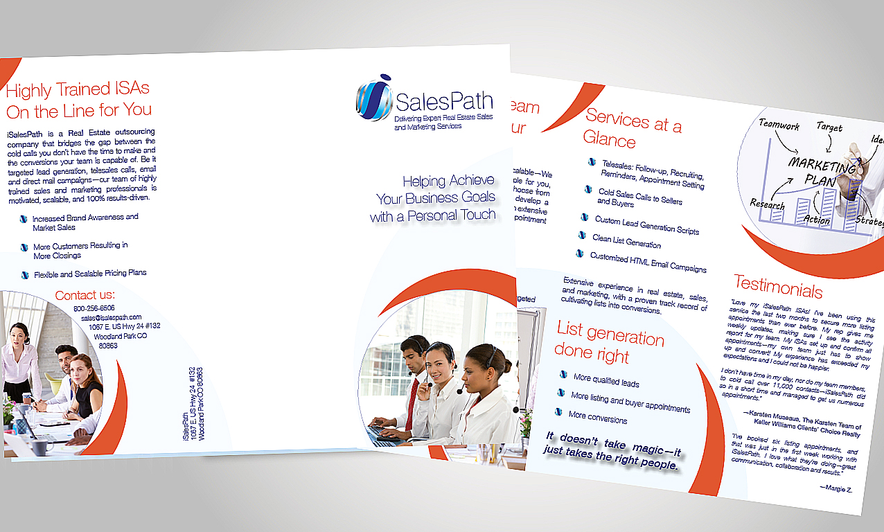 iSalesPath brochure