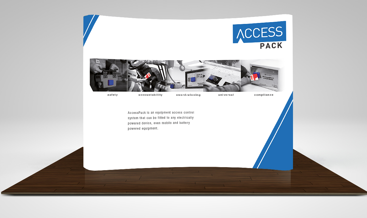 Access Pack backdrop