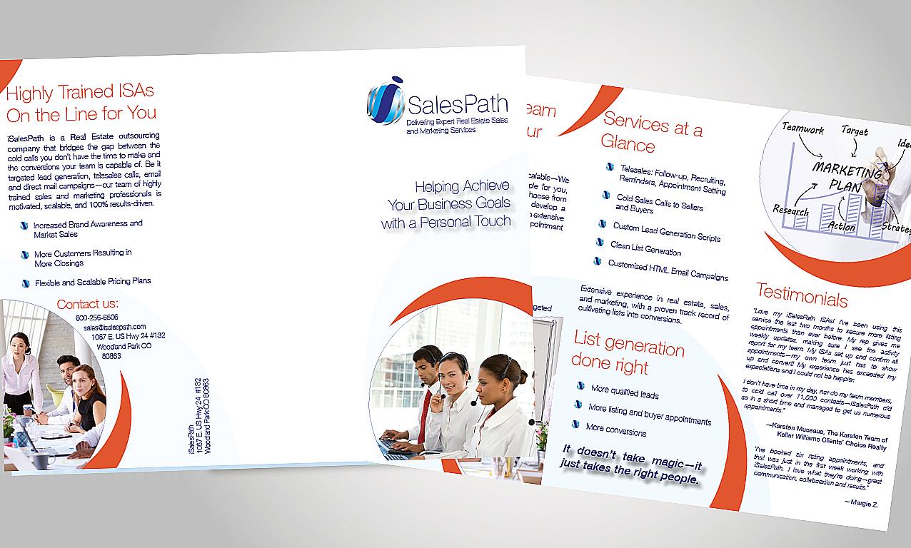 iSalesPath brochure